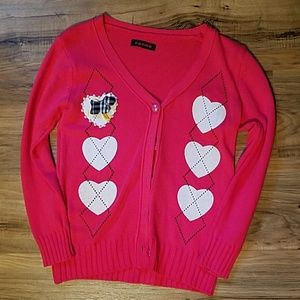 Sweaters - 💝Free with any purchase Argyle sweater